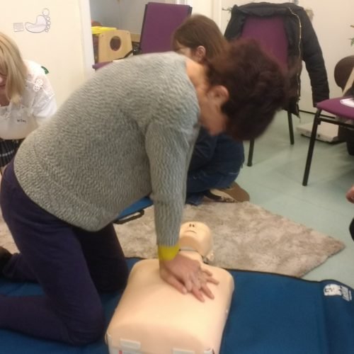 ABC Life Support First Aid Training