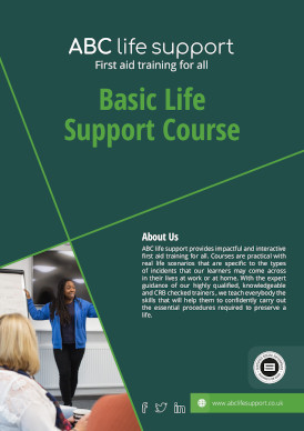 Basic Life Support Course Brochure