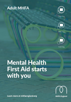 Adult Mental Health First Aid Courses