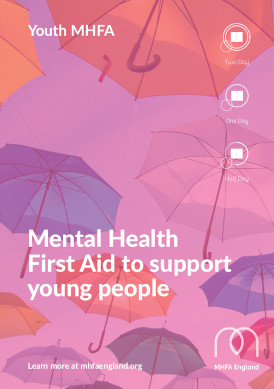 Youth Mental Health First Aid Courses