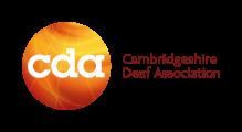 Cambridgeshire Deaf Association logo
