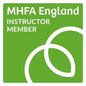 MHFA England Instructor Member badge